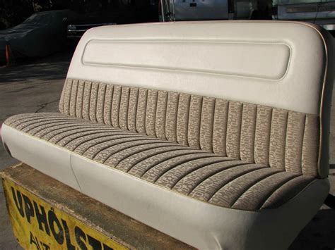 How To Sew Vinyl Upholstery Cadillac