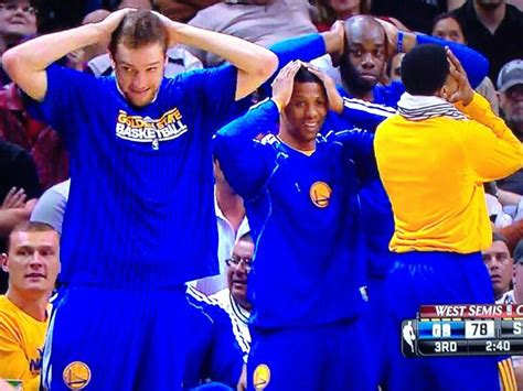 bench celebration the 13 best gifs of nba benches losing their minds in