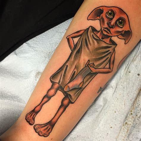 30 fiction harry potter tattoos