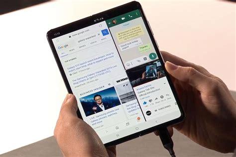 android  work   samsung galaxy fold