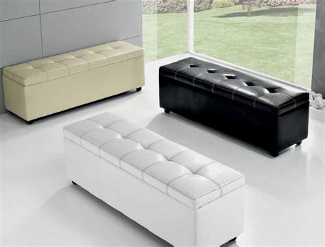 divanetto ecopelle pouf cassapanca panca contenitore salotto divanetto