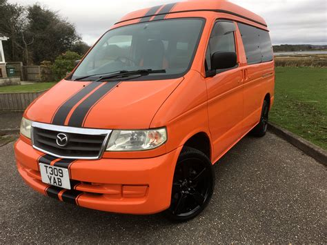 mazda bongo imperial leisure vehicles in stock 1999 custom mazda