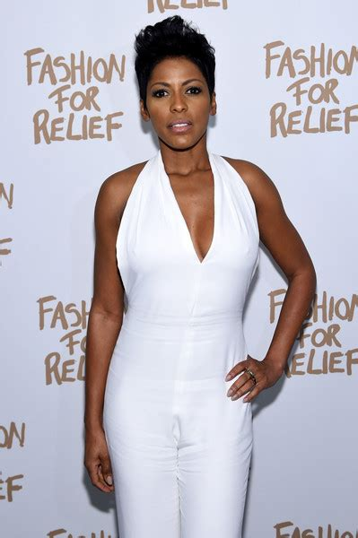 fashion relief tamara hall tamron hall pictures naomi cbell s fashion for relief
