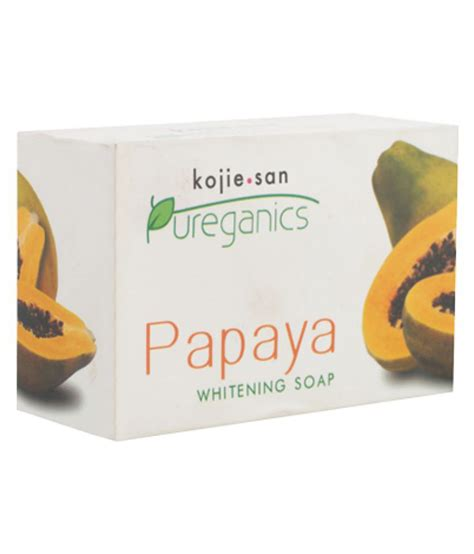 Serum Kojie San kojie san pureganics papaya skin whitening soap made in philippines available at snapdeal for rs 551