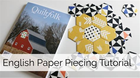 english tutorial online youtube english paper piecing tutorial youtube autos post