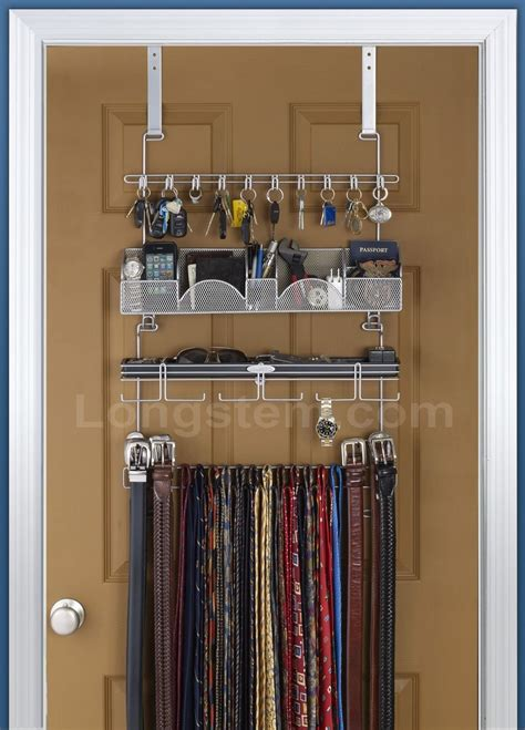 How To Organize Belts In A Closet by 50 Organizing Ideas For Every Room In Your House Jamonkey