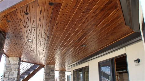 deck ceiling cost roof deck delaware virginia tennessee