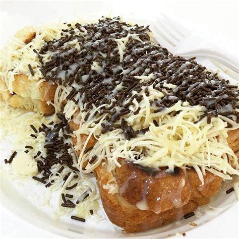 Toaster Roti Bakar roti bakar toast indo s style with choc n cheese