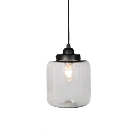 Jar Pendant L by Jar Pendant Clear Formdecor