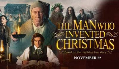 current movies in theaters the man who invented christmas by dan stevens the man who invented christmas review reviews of what is in theaters now