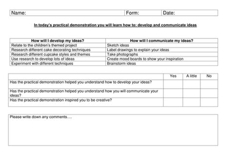 lln assessment template school self evaluation form by jomax766 teaching
