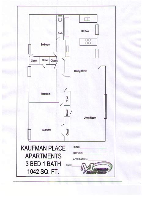 floor plans for 55 monroe place apartments located in kaufman place apartments ennis tx apartment finder