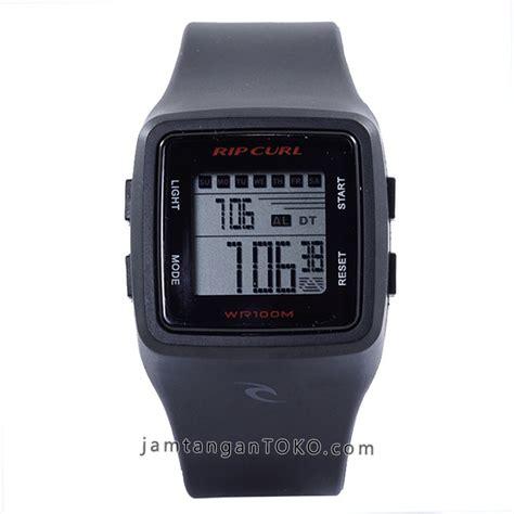 Jam Tangan Ripcurl Digital harga sarap jam tangan rip curl black digital kotak