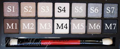smashbox double exposure mini palette tutorial smashbox full exposure palette review kirei makeup