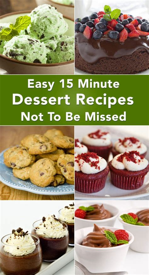 Fast Easy And Snappy 15 Minutes Recipes by 28 Best Ideas About 30 Minute Meals And Desserts On