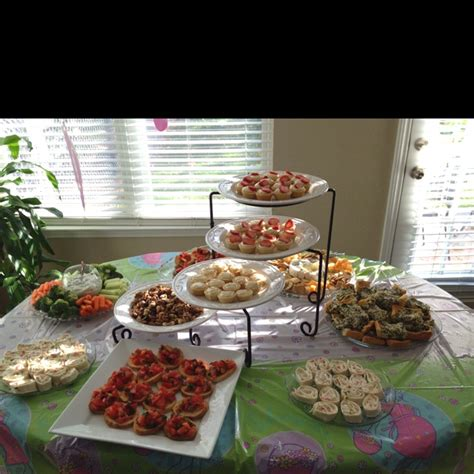 baby shower finger food baby shower ideas pinterest