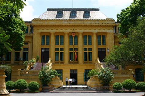 french colonial archetecture hanoi s colonial architecture