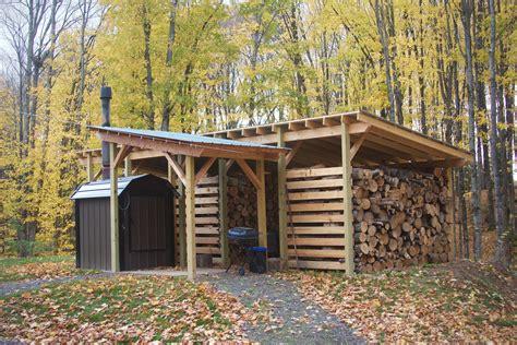 cabin lean  offgridcabin