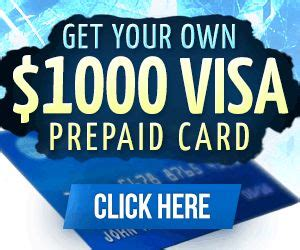 Get Visa Gift Card Free - 17 best images about 1000 visa gift card on pinterest free gift cards mother s day