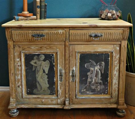 top  ideas  decoupage furniture  pinterest