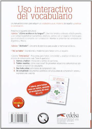 libro uso interactivo del vocabulario a b1 con espansione online per le scuole superiori di aa vv