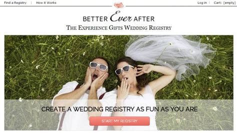 Wedding Registry Startup by Wedding Registry Startup Connects Newlyweds With