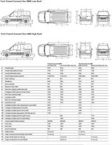 Ford Transit Height Recommended Innolift Model For Ford Transit Connect