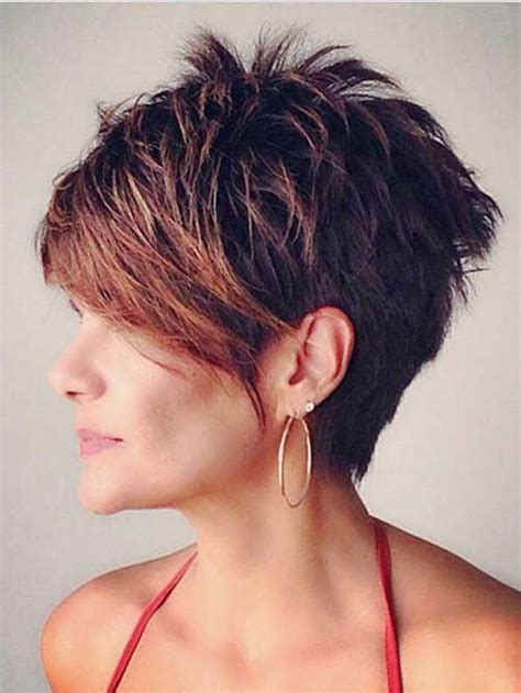medium hairstyles that can be worn behind the ear 50 cute hairstyles for girls to wear short haircuts 2016