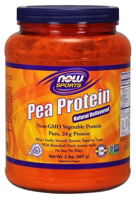 p protein powder now foods pea protein powder 2lbs