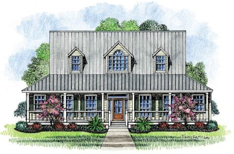 farm cottage plans farm house acadian house plans cottage home plans