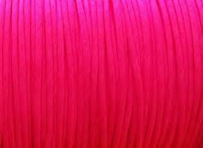 neon pink color neon pink bright color paracord solid neon color 7