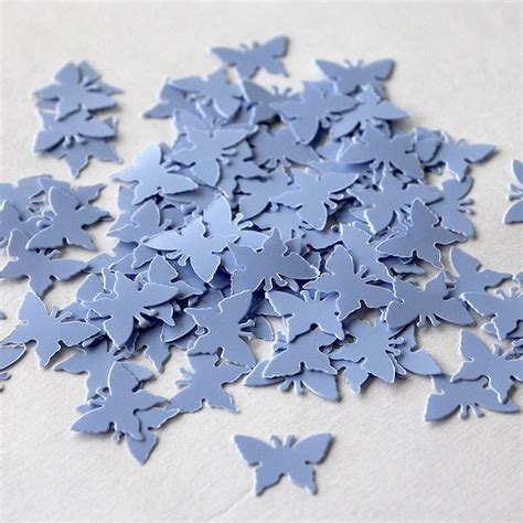 butterfly shaped metallic confetti pack confetti co uk