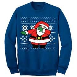 Of the day 2chainzshop com s dabbing santa christmas sweaters