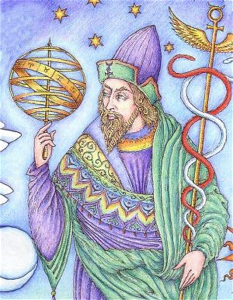hermes trismegistus hermetic philosophy, magic and astrology