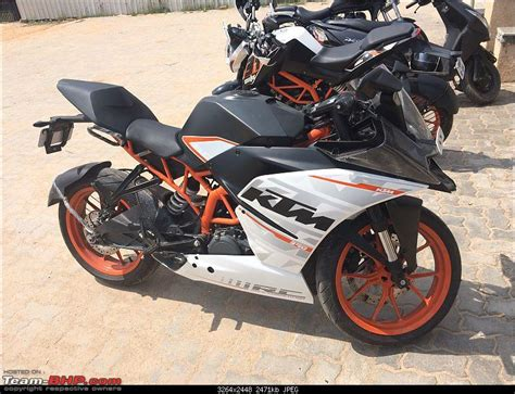 Ktm Rc 390 Review My Ktm Rc 390 Review And Ownership Experience Team Bhp