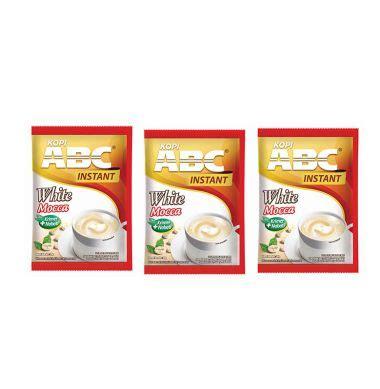 Abc Kopi Instan Mocca 10x30 27g jual produk kopi abc mocca harga promo diskon blibli