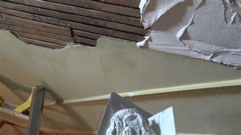 How To Repair Stucco Ceiling by How To Plaster Cracks Atlanta Ga Property Maintenance