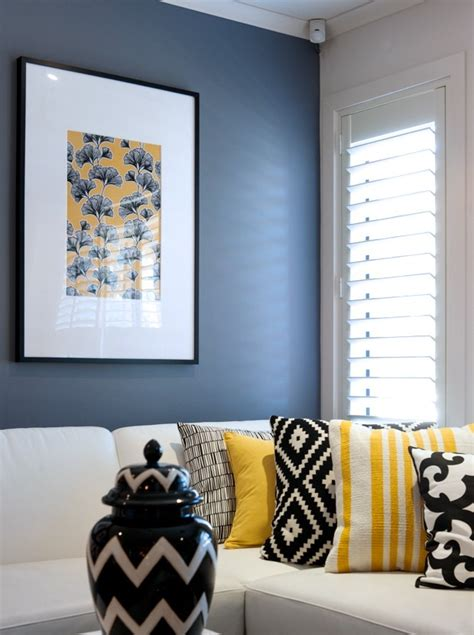 Yellow Black Bedroom by Yellow And Black Bedroom Decor Look At Cathy Elsmore S