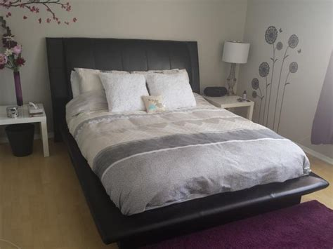 high queen bed frame beautiful high back queen bed frame nepean ottawa