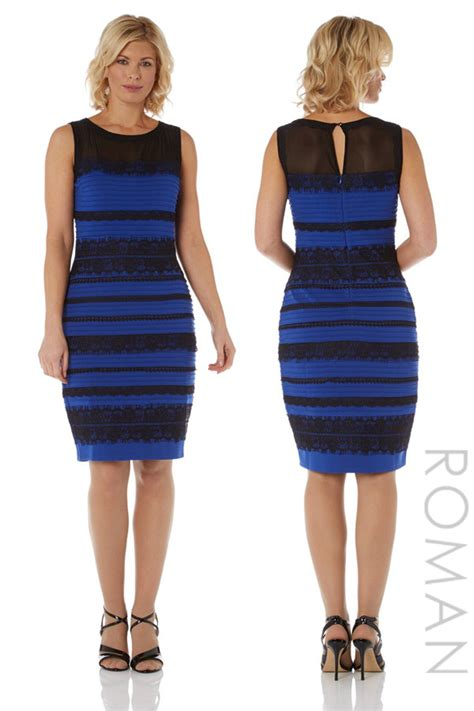 kleid schwarz blau photos proof that the dress is black and blue not gold