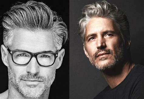 do men like grey hair grey hair everything men need to know about going grey