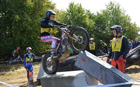Motorrad Trial Dm by Trialsport Dmsc Bielefeld E V Im Adac