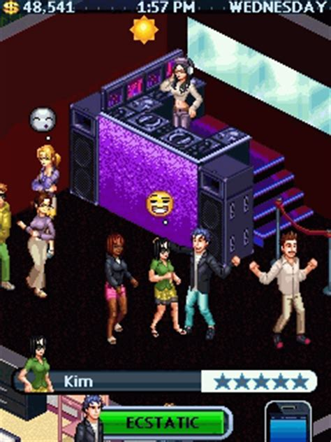 My Life in New York   java game for mobile. My Life in New