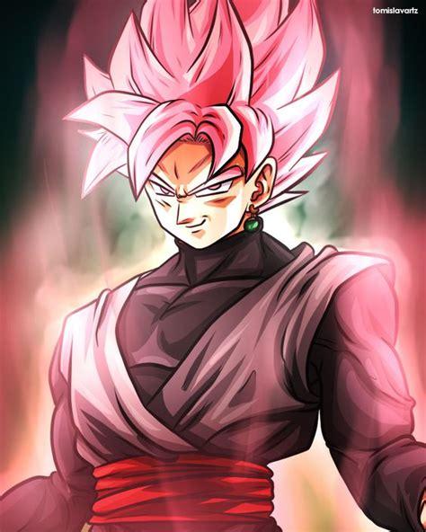 Imagenes Goku Black Rose | rose black goku dragonball super by tomislavartz