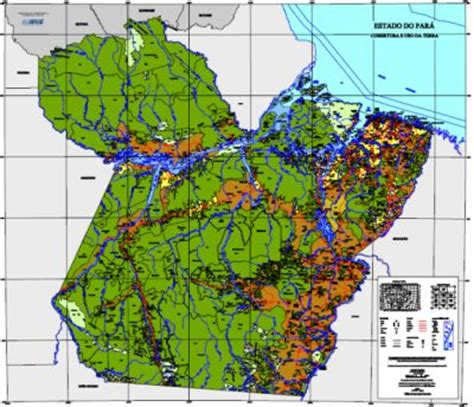 imagenes satelitales para geologia ibge divulga conjuntos de mapas do par 225 sergipe e
