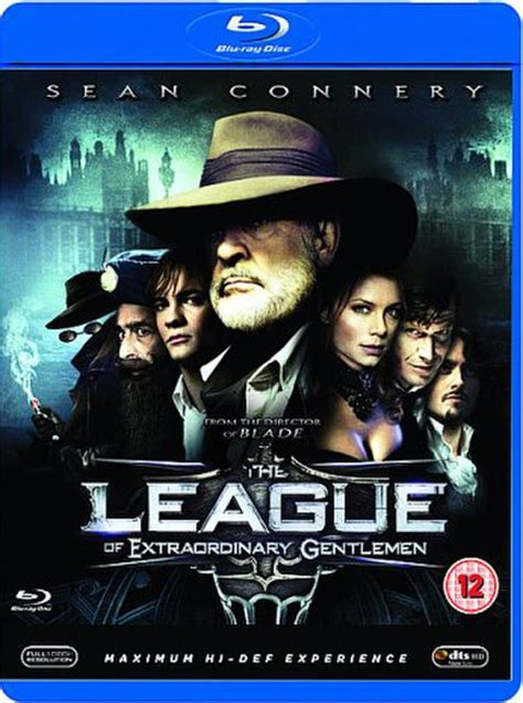 league of extraordinary gentlemen 0861661621 the league of extraordinary gentlemen blu ray zavvi com