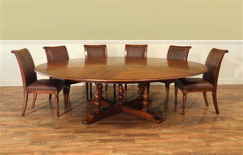 extra large  dining table seats  antiquepurveyor