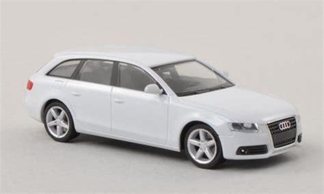 Audi A4 Avant Modellauto by Audi A4 Avant Weiss Herpa Modellauto 1 87 Kaufen Verkauf