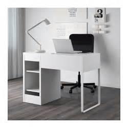 Small Black And White Desk Micke Desk White 105x50 Cm Ikea
