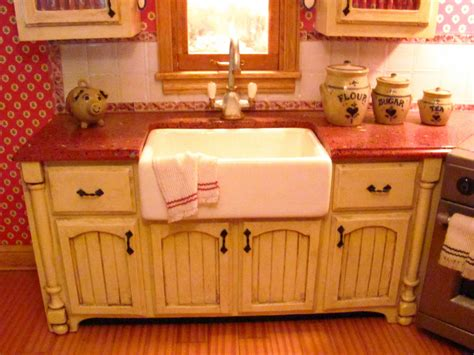 dollhouse miniature furniture tutorials 1 inch minis kitchen cabinets how to make
